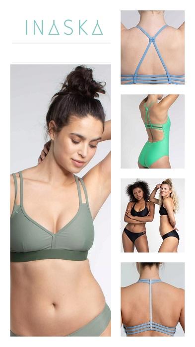 Eco Swimwear von Inaska
