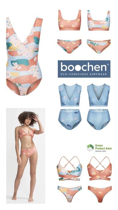 Nachhaltige Bikinis und Badeanzüge von Boochen