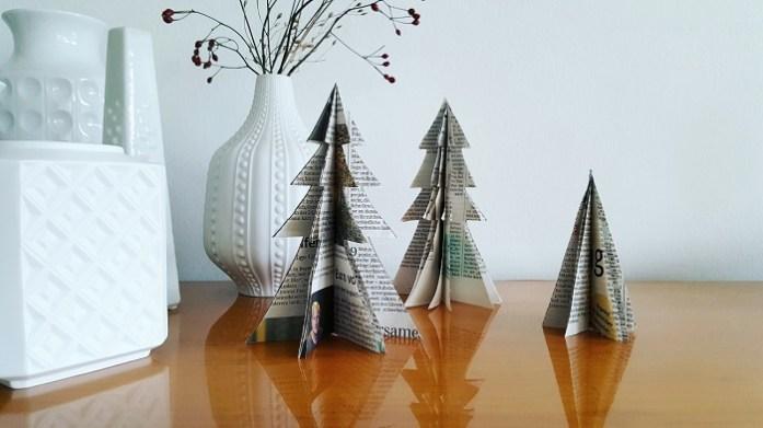 Ein nachhaltiges Weihnachtsfest mit Upcycling. Aus Alt mach neu!