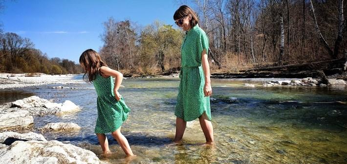 nachhaltige Mutter Kind Outfit: Fair Fashion für den Mini-Me Partnerlook