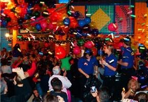 Noon Years Eve-Legoland