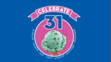 baskin robbins ice cream deal