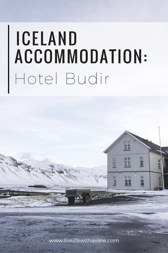 Iceland Accomodation: Charming Hotel Budir in Snaefellsnes Peninsula, West Iceland   Life With a View