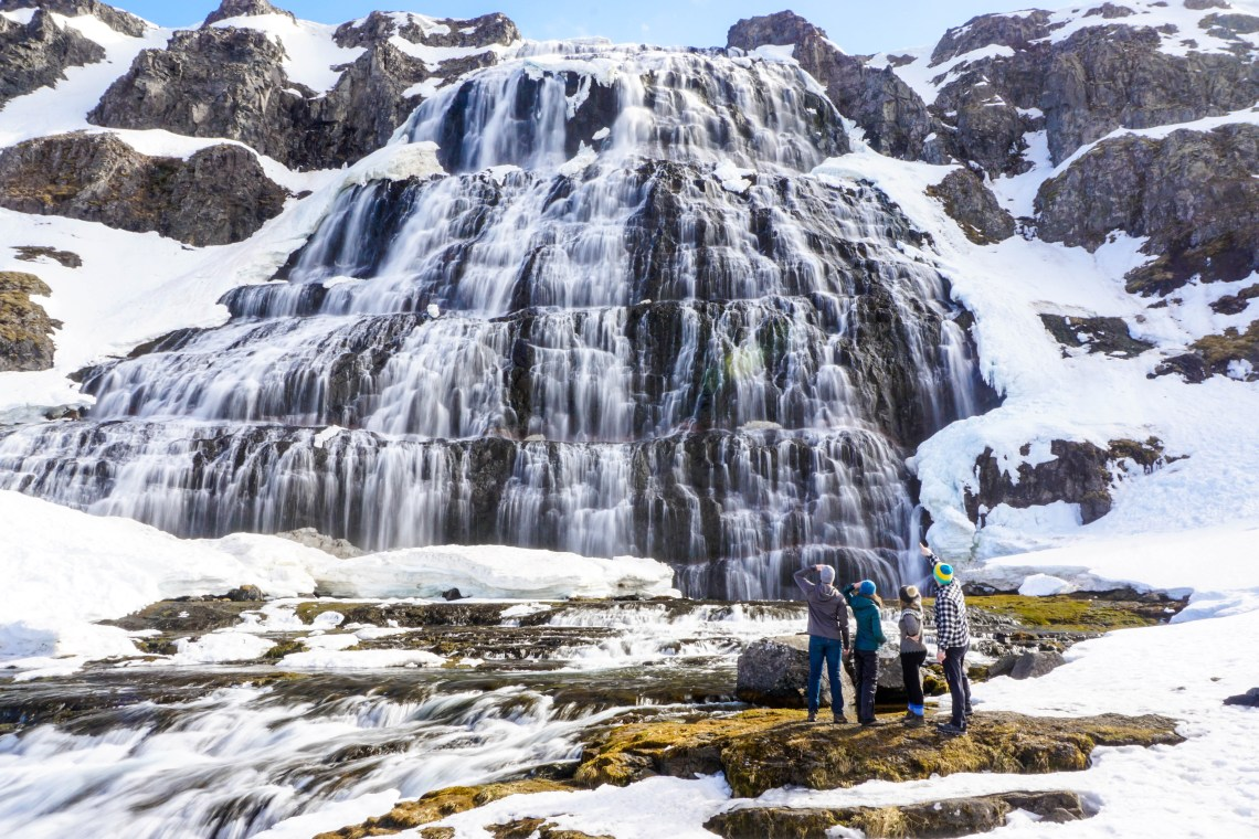 Dynjandi - The waterfall of all waterfalls // A weekend in the Westfjords   Life With a View