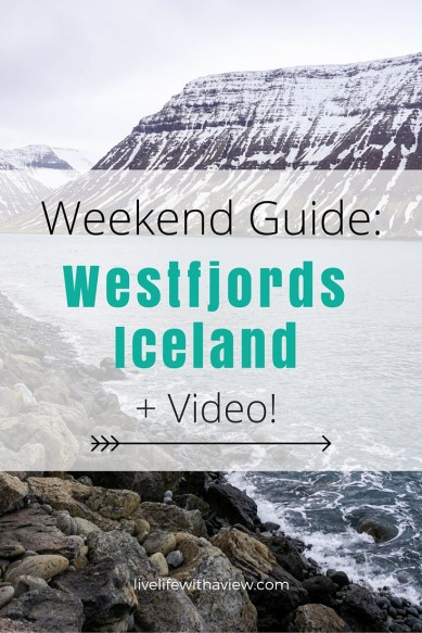 Westfjords Weekend Guide including best time of year to visit and must see sights! + VIDEO! | Life With a View