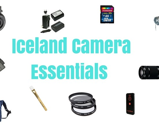 With an array of breathtaking landscapes, you want to be prepared with the best tools to capture it all! Camera essentials for taking the best photos in Iceland + FREE printable checklist! | Life With a View