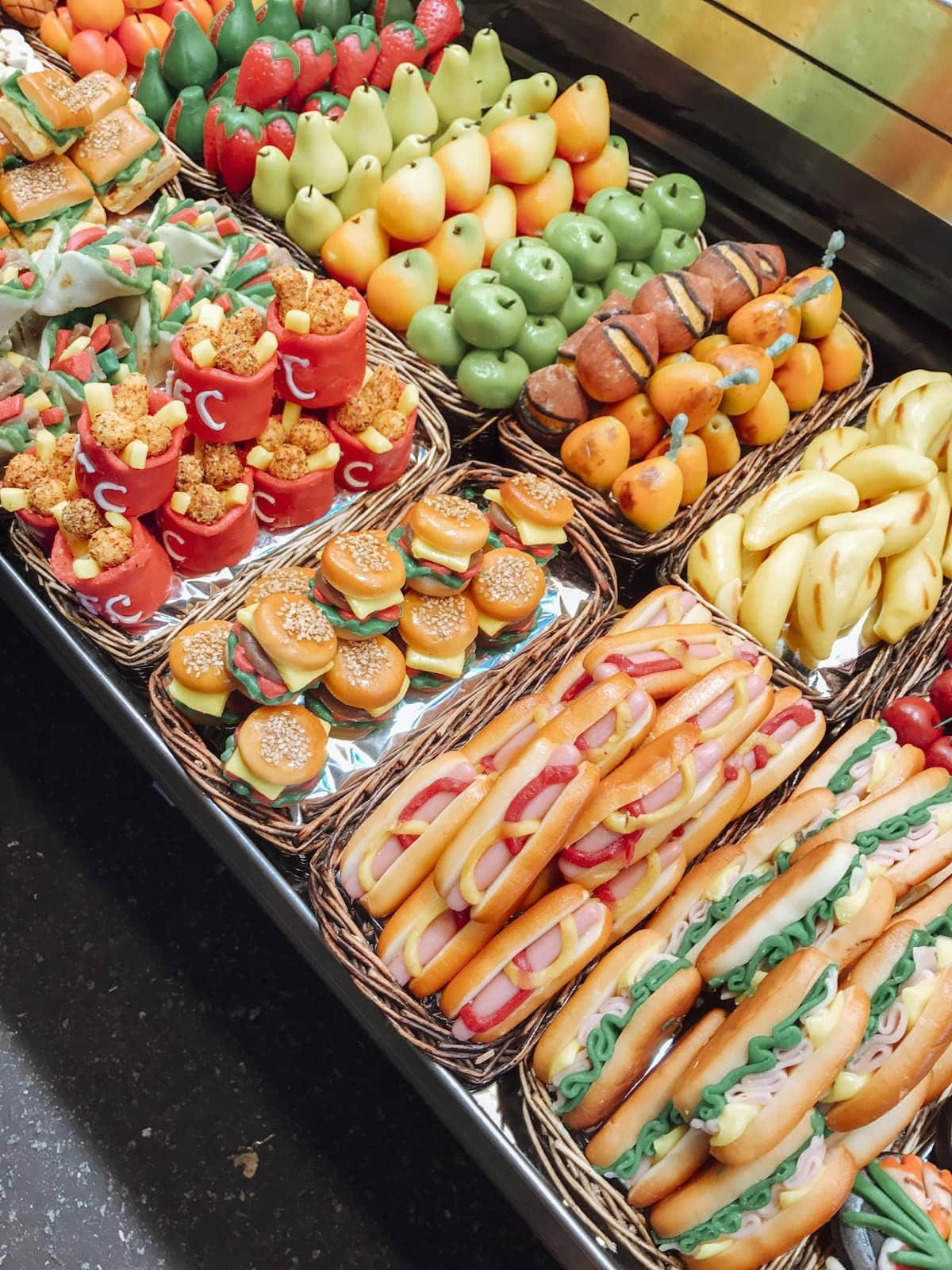 Barcelona Spain Tapas Restaurant