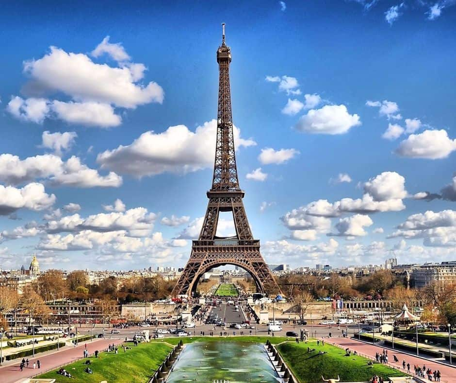 travel cheap in france