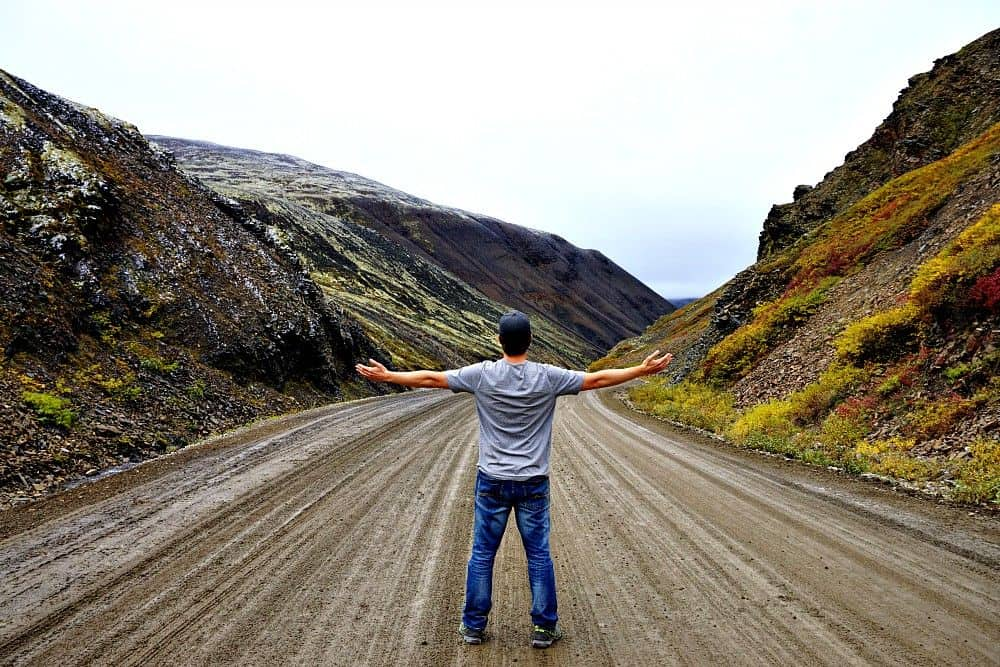 driving the dempster highway