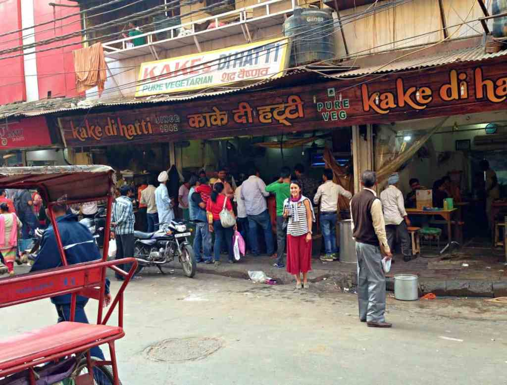 popular restaurants of delhi india