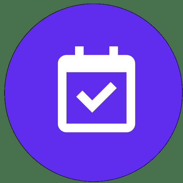 Un agenda et des RDV visio ou physiques