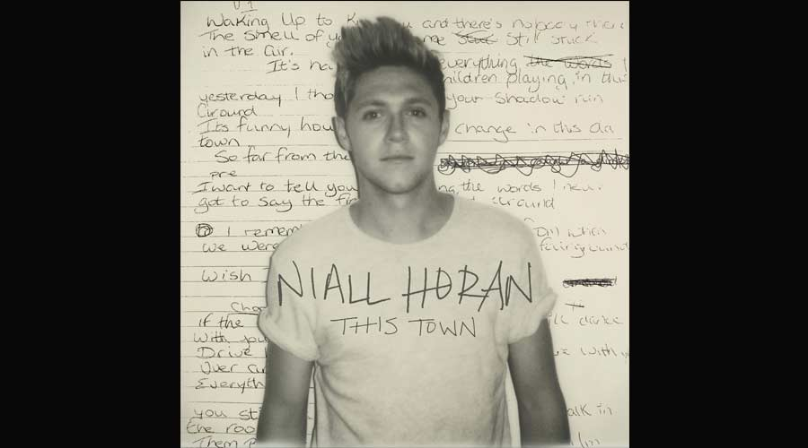 Niall Horan- THIS TOWN Guitar Chords/Tab