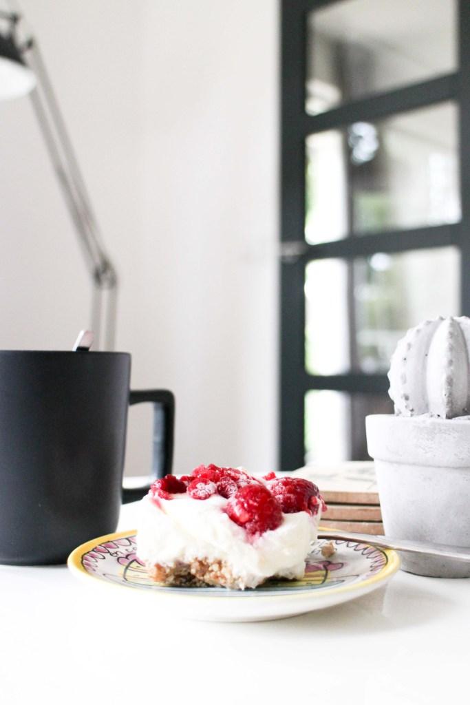 Live love interior - Recept healthy yoghurt snack