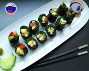 Raw vegan kale sushi recipe by Live Love Raw