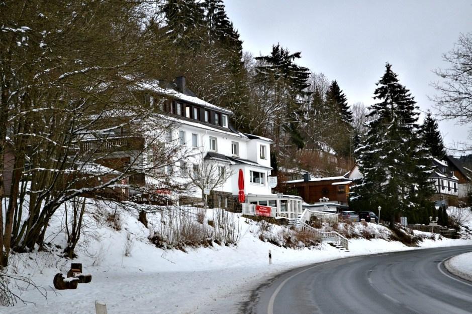 Hotel Haus Am Steinschab in Sauerland