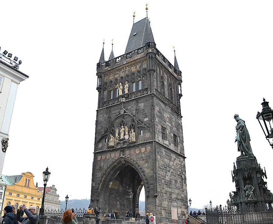 Gotische toren
