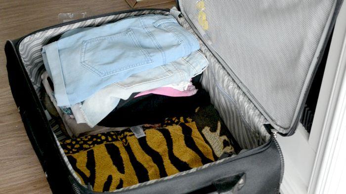 How to: Koffer inpakken