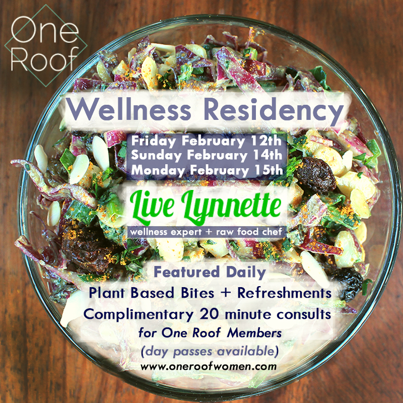 One Roof Wellness Residency