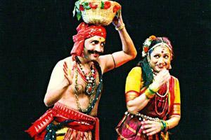 Image result for குறத்தி டான்ஸ்