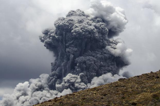 More Eruptions Tipped As New Zealand Volcano Disrupts