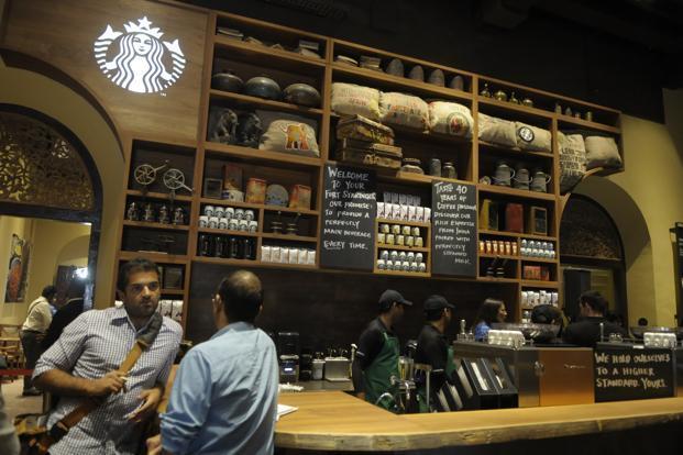 Tata Starbucks To Open Store At Delhi Airport Livemint