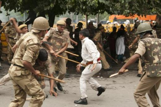 Moral policing will continue to trump civilized policing, and we will continue to editorialize about police excesses, calling for—what else—police reforms. Photo: Ramesh Pathania/Mint