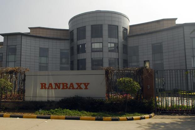 A file photo of the Ranbaxy headquarters in Gurgaon. Photo: Ramesh Pathania/Mint