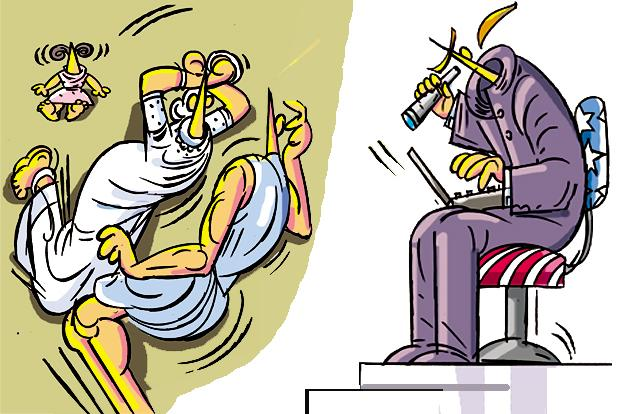 Illustration: Shyamal Banerjee/Mint<br /><br />