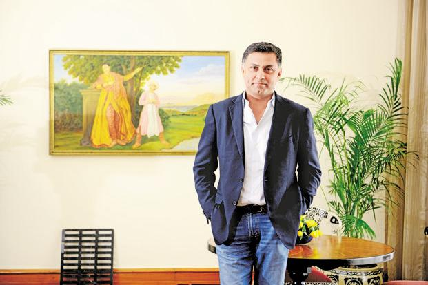Nikesh Arora says a lot of start-ups are in the high seas and they don't know what to do if the winds change or clouds show up or there is rain. Photo: Pradeep Gaur/Mint