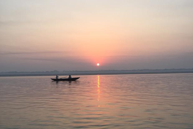 How blind faith is choking the Ganga
