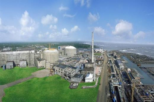 The boiling water reactors, which can produce 160 megawatts each started operating in 1969, marking India's foray into nuclear energy. Photo: AFP