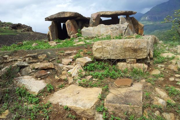 Exploring India's megalithic culture, a riddle set in stone