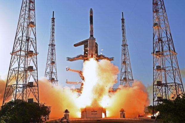 """Built by Indian Space Research Organisation, or Isro, and funded entirely by India, GSAT-9 boosts India's """"neighbourhood first policy"""", helps it carve a unique place for itself in space diplomacy by """"gifting"""" a satellite to its neighbours. Photo: PTI"""