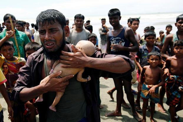Image result for rohingya refugees