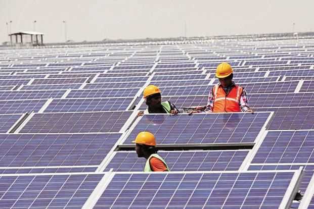 India's record low tariff was Rs2.44 per kilowatt hour (kWh) in May.