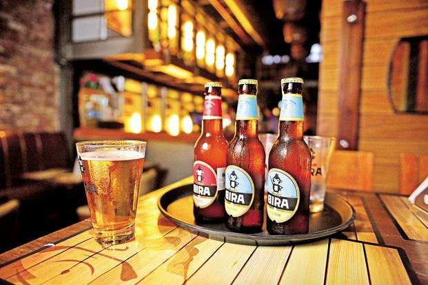 During the summer of 2016, the second year after it was launched, Bira went out of stock at most retail outlets. And there was huge consumer demand for the brand, which was selling around 40,000 bottles a day. Photo: Pradeep Gaur/Mint
