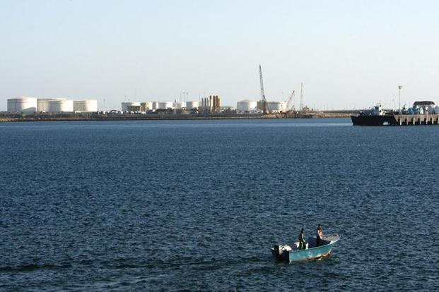 The Chabahar port on Iran's coast serves as a crucial junction for trade among India, Afghanistan and Iran. Photo: Reuters