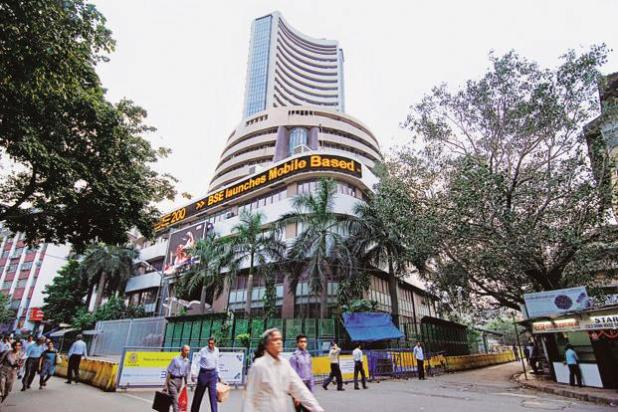 BSE Senbad and NSE Nifty open lower on Monday. Photo: Mint
