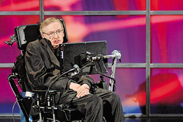 A file photo of British physicist Stephen Hawking who appealed to investors to back his plans to travel to the closest star outside the solar system, with the hope that a habitable planet might be orbiting it. Photo: Reuters