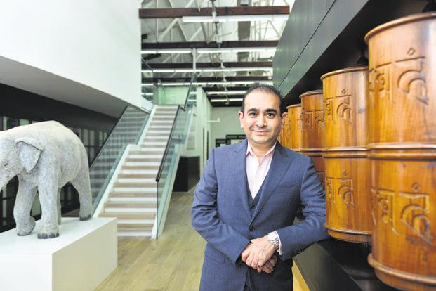 Nirav Modi is an accused in the PNB fraud scam