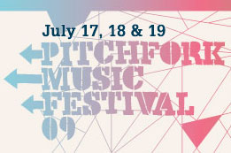 Pitchfork Fest 2009 logo