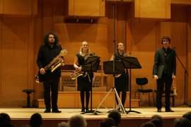 100 Arcis Quartett nach dem Spiel