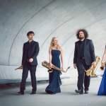 Arcis Saxophonquartett von LMN erhält Bayerischen Kunstförderpreis 2016