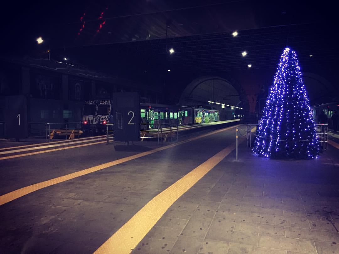 stazione montesanto cumana eav, foto fb