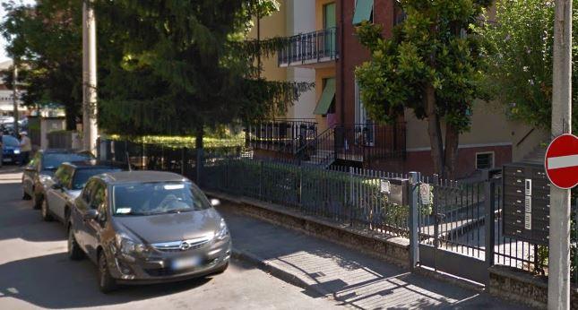 via gibertini 6 parma luogo omicidio suicidio cocconi foto google