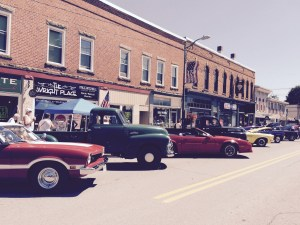 New Wilmington To Host Amish Country Car Show Aug LIVE New - Market street car show