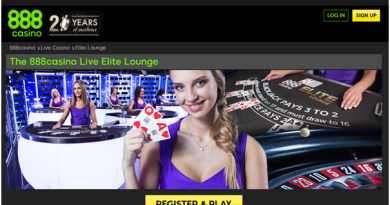 888 Elite Lounge Live Casino