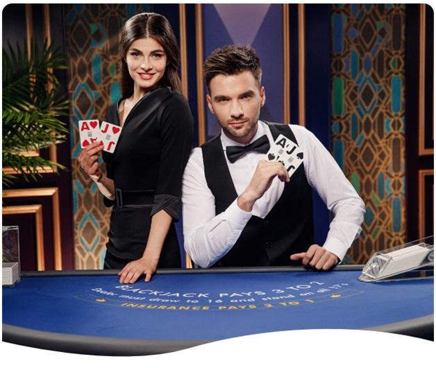 Blackjack Live Dealer Games from Pragmatic Play