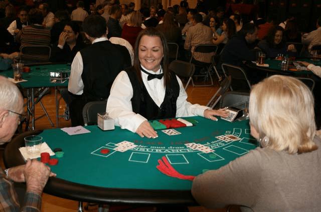Types of blackjack Players