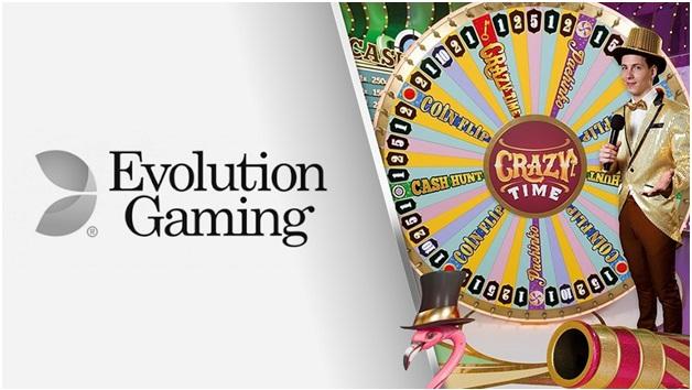 Four Live Bonus Games to Enjoy at Live Crazy Time